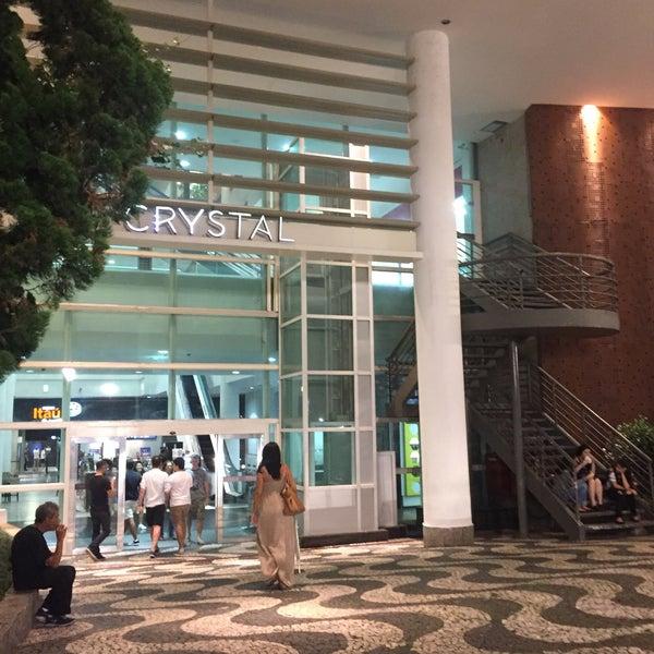 Foto diambil di Shopping Crystal oleh Luiz R. pada 1/18/2017