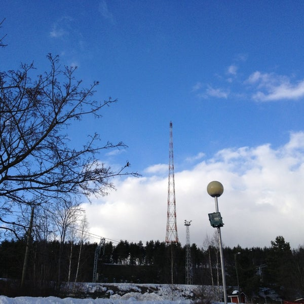 Lahti Mäkihyppytorni