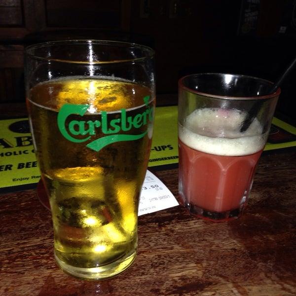 Снимок сделан в Temple Bar пользователем Jan M. 9/21/2013