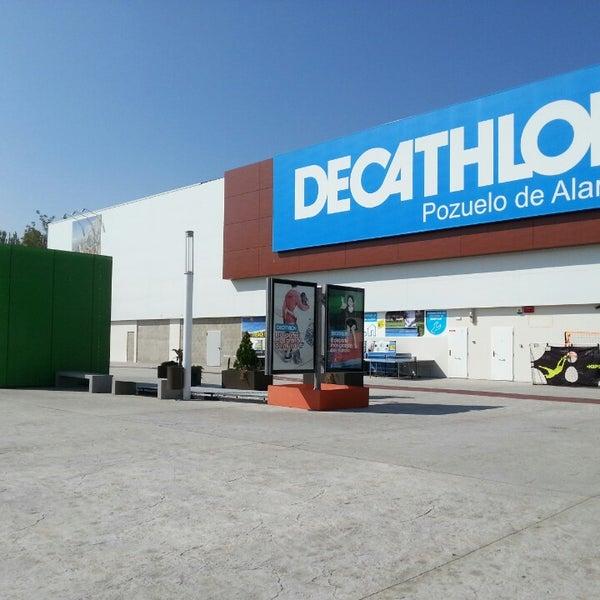 tienda decathlon pozuelo de alarcon