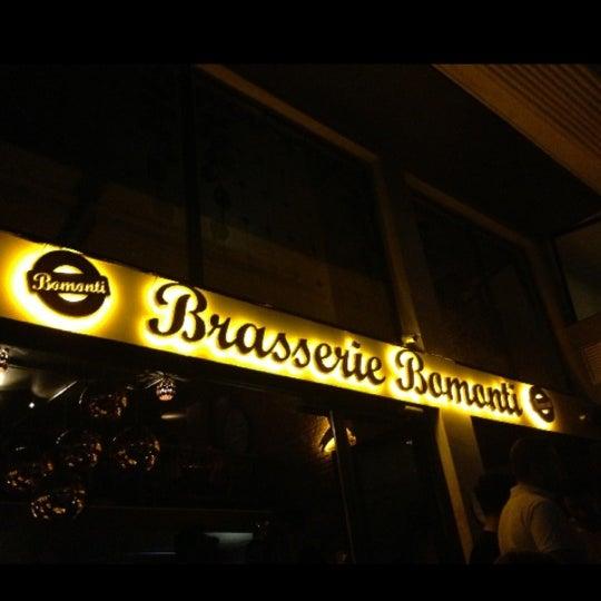 รูปภาพถ่ายที่ Brasserie Bomonti โดย BORA  ON เมื่อ 5/19/2013