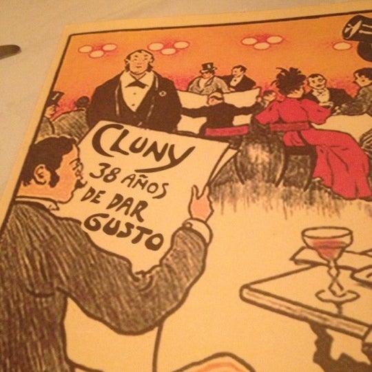 Снимок сделан в Cluny пользователем Noe S. 10/13/2012