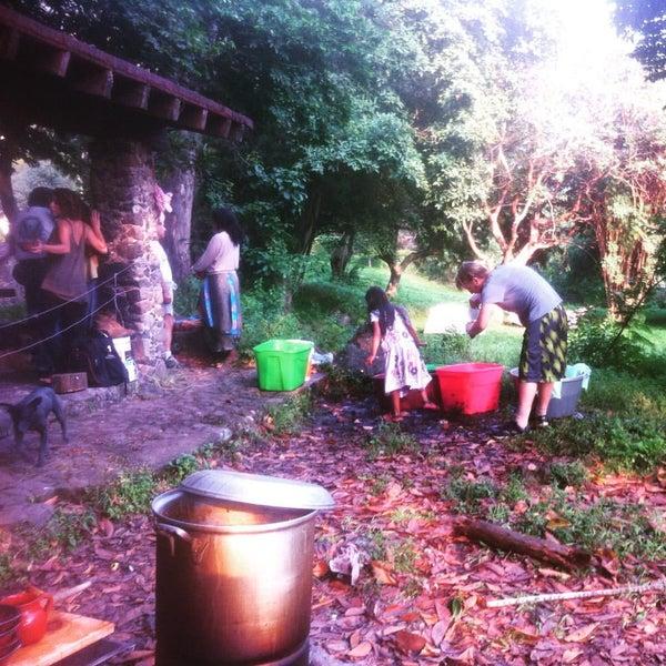 รูปภาพถ่ายที่ Campo Escuela Scout Meztitla โดย Melitza P. เมื่อ 9/24/2015
