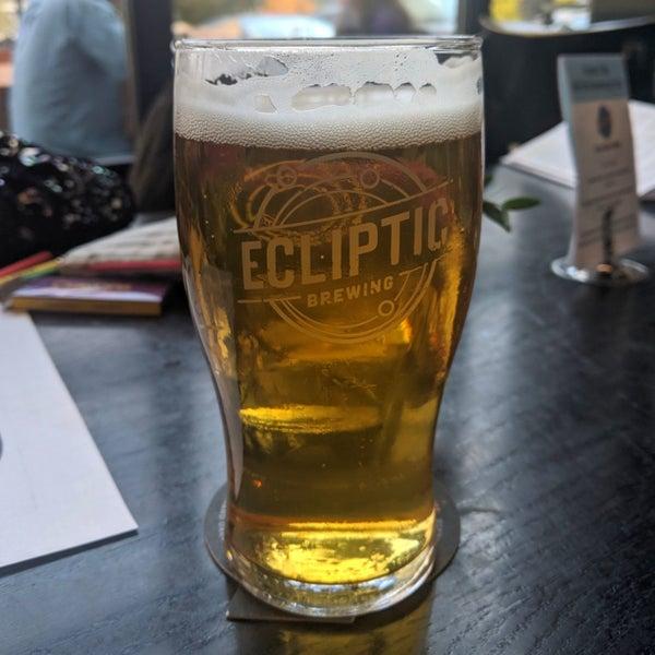 10/20/2019にChristyがEcliptic Brewingで撮った写真