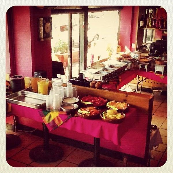 Снимок сделан в Mamá Conchita пользователем Restaurante M. 2/17/2013