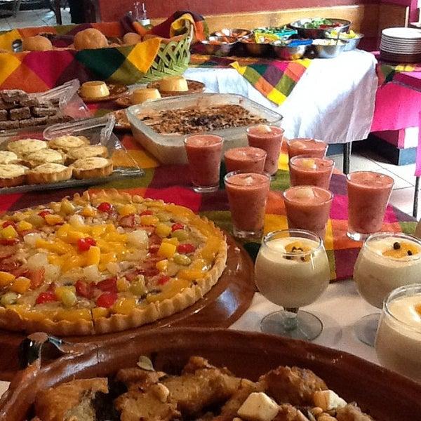 Снимок сделан в Mamá Conchita пользователем Restaurante M. 9/23/2012