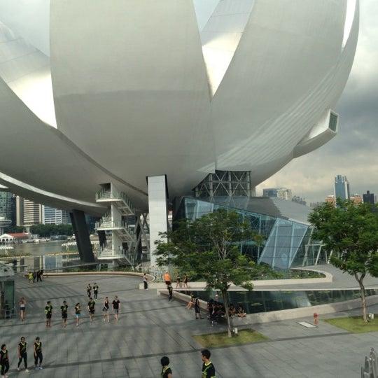Foto tomada en ArtScience Museum por Yola .. el 10/21/2012