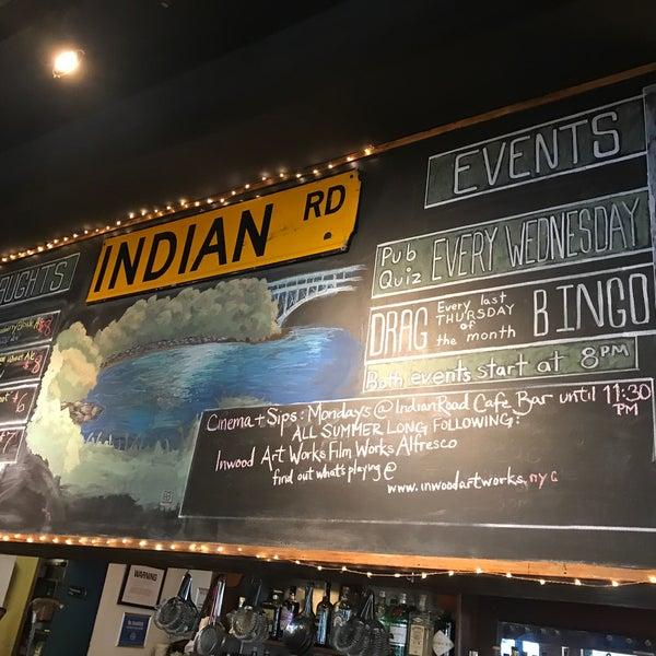 Das Foto wurde bei Indian Road Café von Bob M. am 7/2/2017 aufgenommen