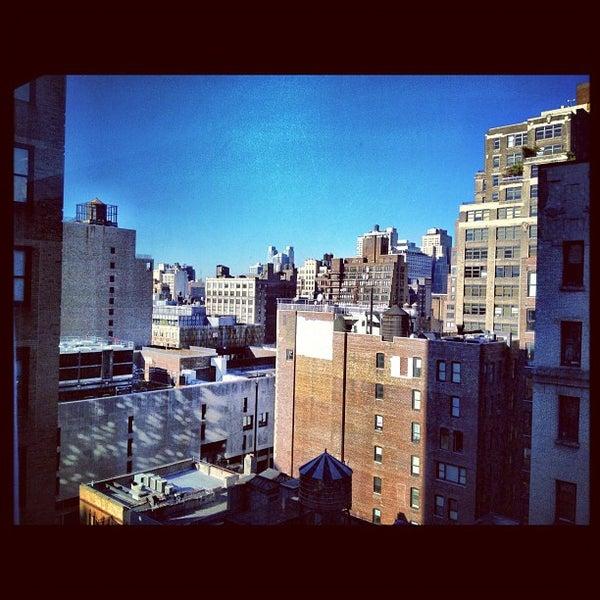 10/11/2012 tarihinde Aboimilaziyaretçi tarafından Hilton New York Fashion District'de çekilen fotoğraf