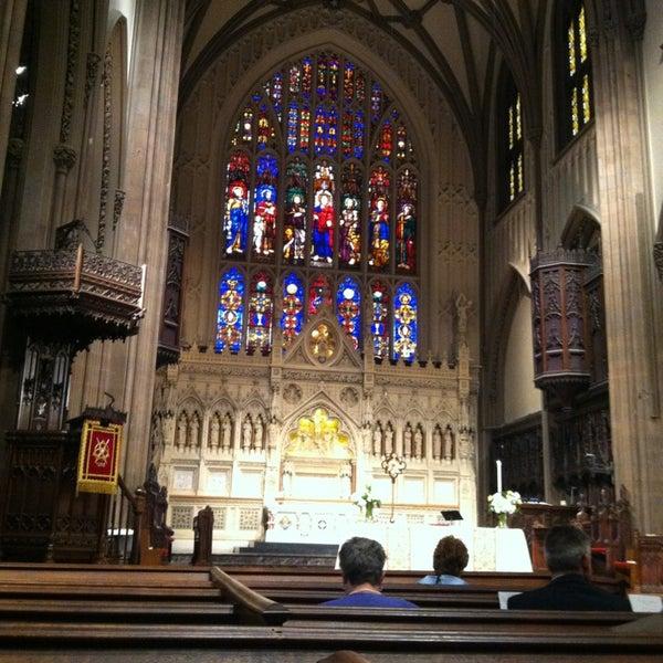 Photo prise au Trinity Church par June S. le6/8/2013