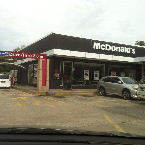 Toyota Drive Thru >> Photos At Mcdonald S Drive Thru Burger Joint