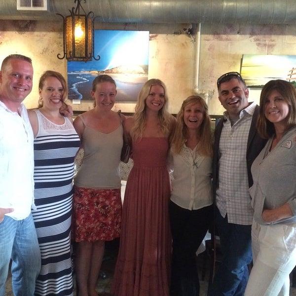 7/17/2015 tarihinde Clayton CJ B.ziyaretçi tarafından Los Olivos Wine Merchant Cafe'de çekilen fotoğraf