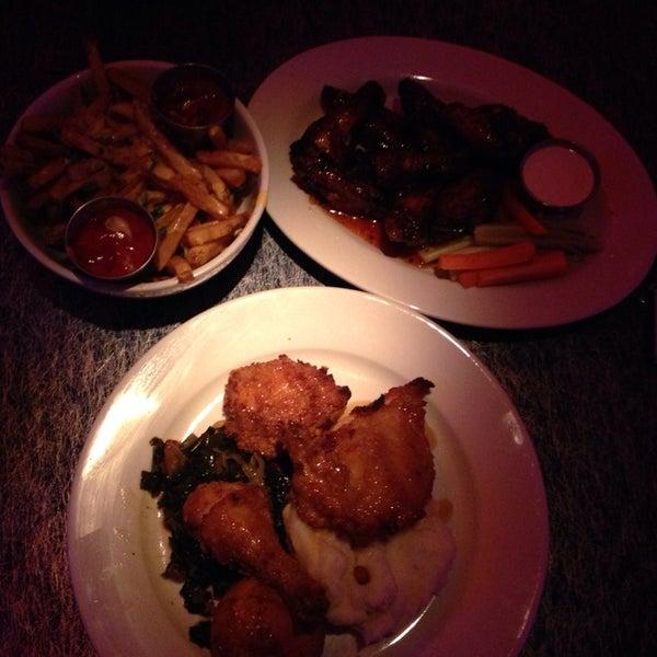 Снимок сделан в Silk City Diner Bar & Lounge пользователем Len G. 5/30/2014