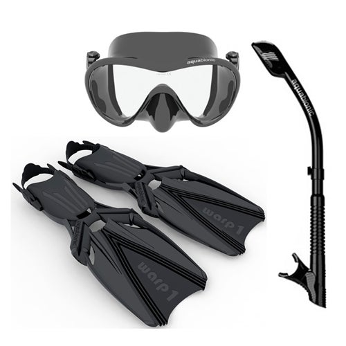 Special of the Week: Aquabionic Warp1 Fins w/ FREE mask & snorkel originally $334.90, through August 14 only $225 http://bit.ly/11RJUu7