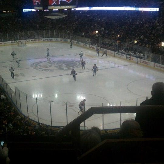 2/5/2013 tarihinde JP G.ziyaretçi tarafından Northlands Coliseum'de çekilen fotoğraf