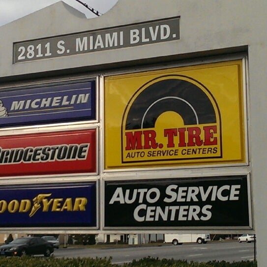 Photos At Mr Tire Auto Service Centers Durham Nc