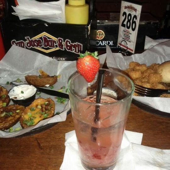 Foto diambil di San Jose Bar & Grill oleh Christine B. pada 11/25/2012
