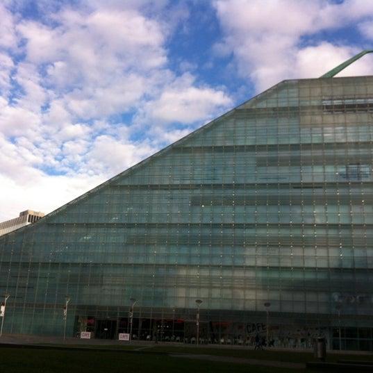 11/4/2012 tarihinde Akihasu L.ziyaretçi tarafından National Football Museum'de çekilen fotoğraf