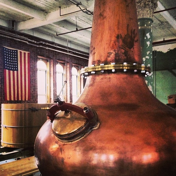 Foto scattata a Kings County Distillery da James P. il 3/16/2013