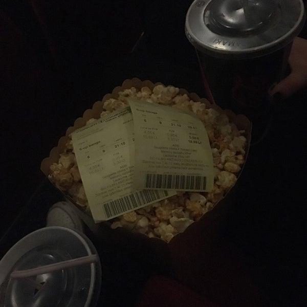 Foto scattata a Forum Cinemas Akropolis da Patricija Š. il 1/29/2016