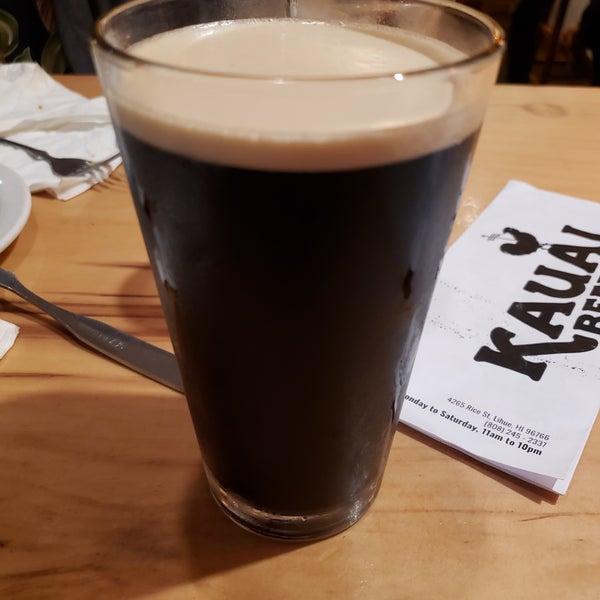 1/19/2020にJoshua J.がKauai Beer Companyで撮った写真