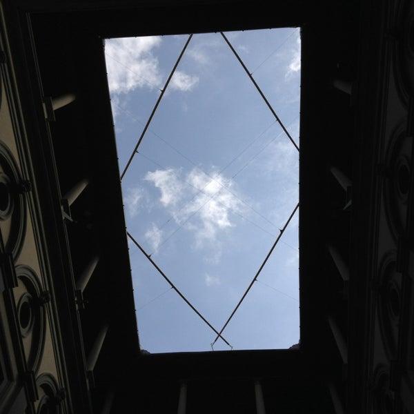 Photo prise au Palazzo Strozzi par Giuseppe M. le4/1/2013