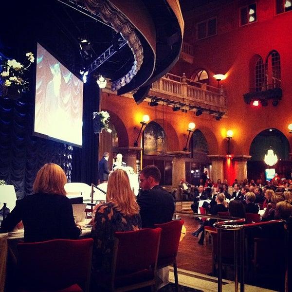 Снимок сделан в Grand Hôtel Stockholm пользователем Emanuel K. 10/10/2012