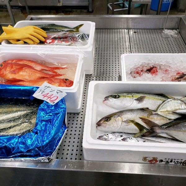 店 まるい 鮮魚