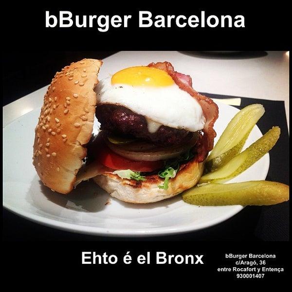 Foto tirada no(a) bBurger Barcelona por Albert R. em 10/13/2012