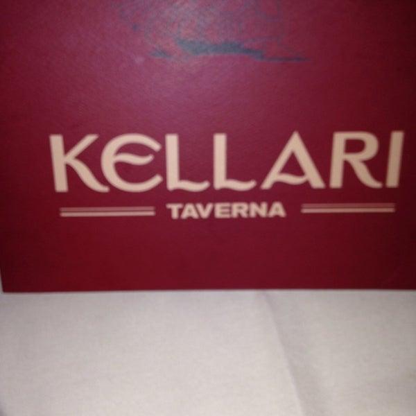 11/20/2014에 William K.님이 Kellari Taverna에서 찍은 사진
