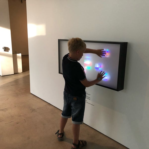 Foto scattata a Espoo Museum of Modern Art (EMMA) da Uri S. il 8/2/2019