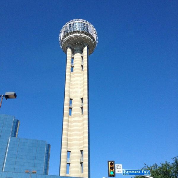 5/22/2013にTerri S.がReunion Towerで撮った写真