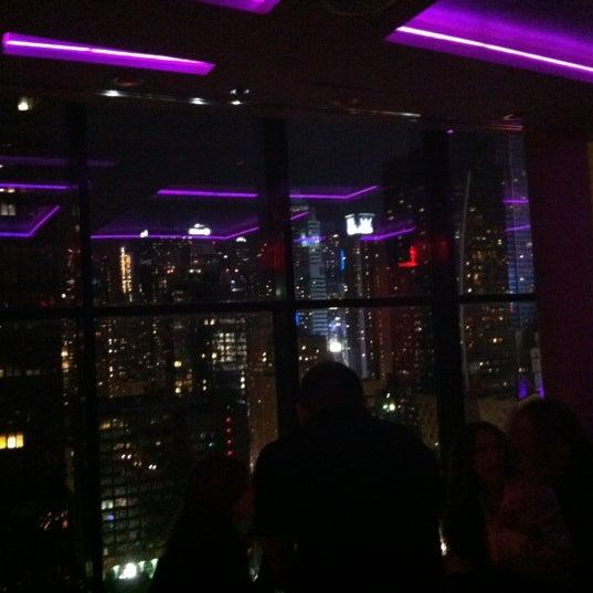 Снимок сделан в Sky Room пользователем Janet L. 11/18/2012