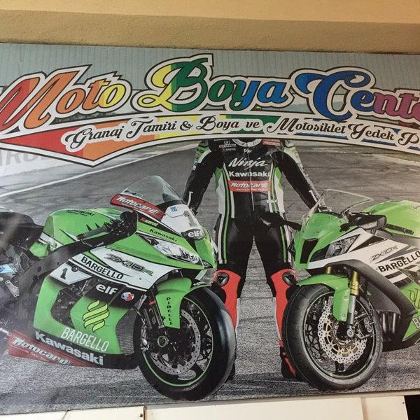 Moto Boya Center Bursa Da Motosiklet Magazasi Da Fotograflar