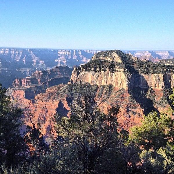 Grand Canyon National Park North Rim Us Hwy 67