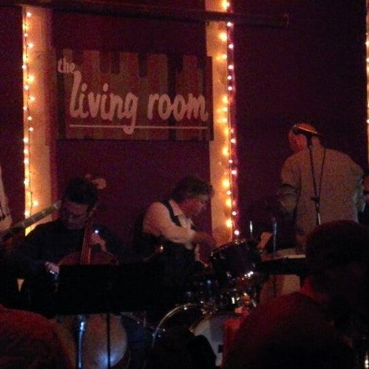 Снимок сделан в The Living Room пользователем Hope K. 11/10/2012