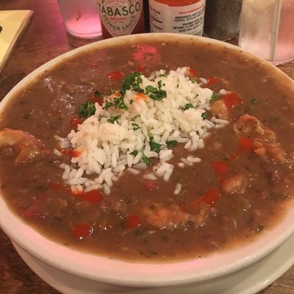 Photo taken at Mandina's Restaurant by Sugar on 2/8/2019