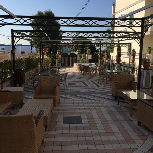 Das Foto wurde bei Hotel Villa Luisa von Giuseppe A. am 7/3/2015 aufgenommen