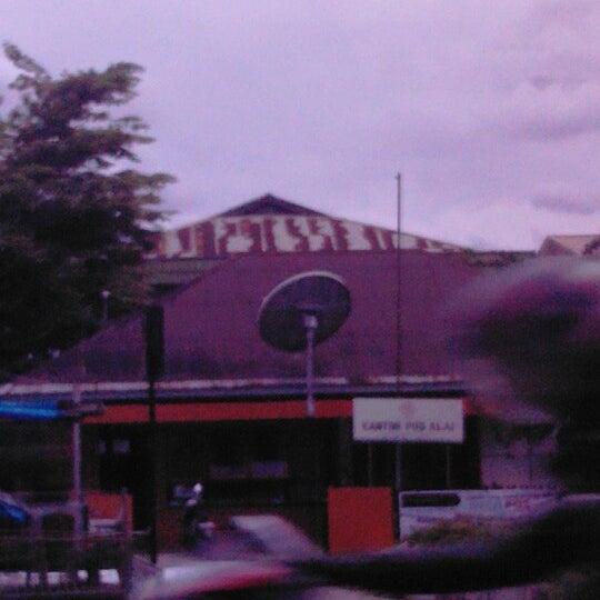 Kantor Pos Alai Padang Sumatera Barat