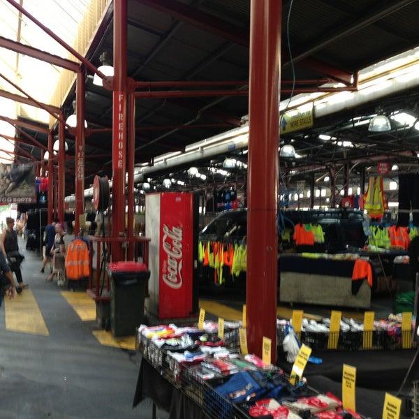 Foto diambil di Queen Victoria Market oleh Antonio D. pada 3/6/2013