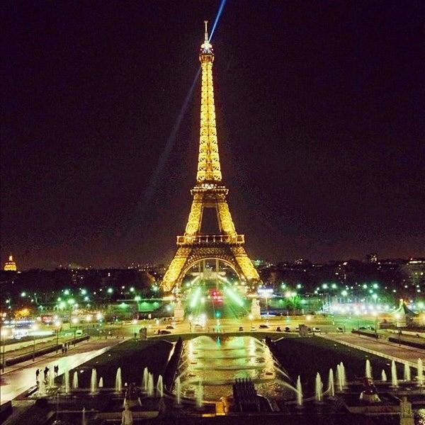 Photo prise au Place du Trocadéro par Massimiliano B. le11/25/2012
