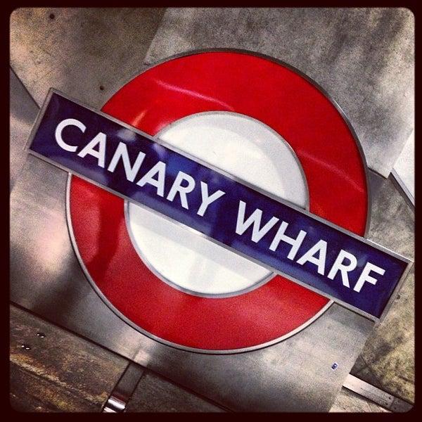 Foto scattata a Canary Wharf da Marco T. il 5/30/2013