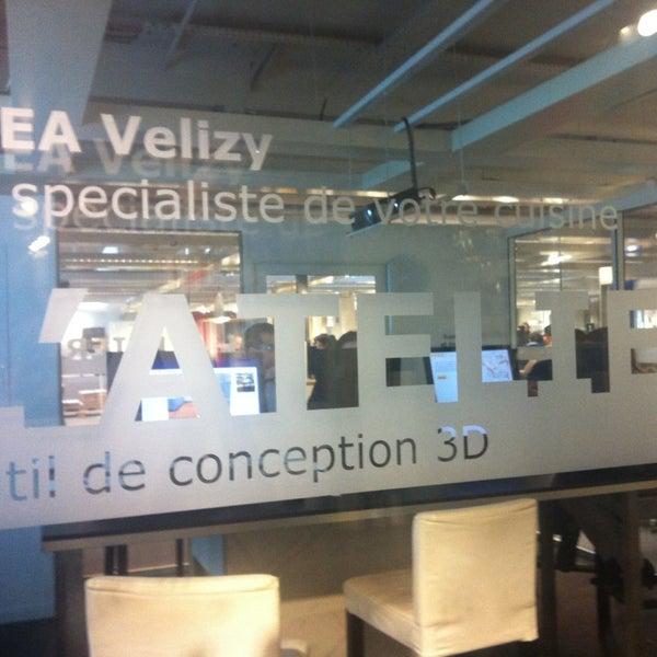 Ikea cuisine et salle de bain v lizy villacoublay le de france - Horaire ikea cuisine velizy ...