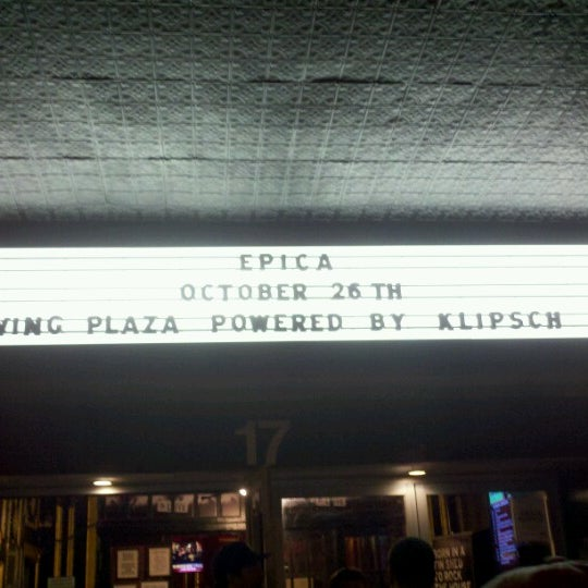 Photo prise au Irving Plaza par Sergei D. le10/27/2012