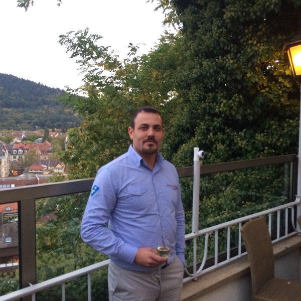 Das Foto wurde bei Greiffenegg Schlössle Restaurant von Y@s!n am 10/8/2015 aufgenommen