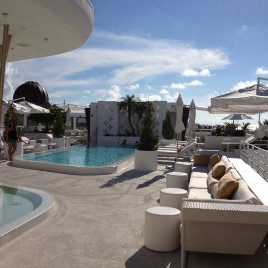 9/29/2012にalfonzo y.がDream South Beach Hotelで撮った写真