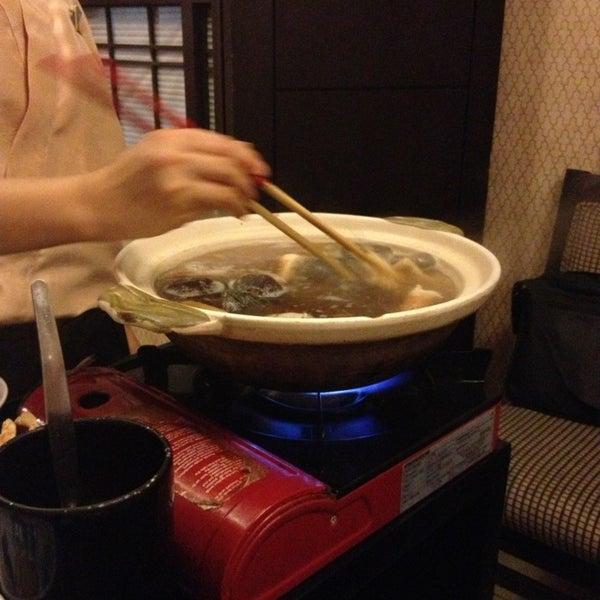 2/21/2013にJames Z.がTanabe Japanese Restaurantで撮った写真