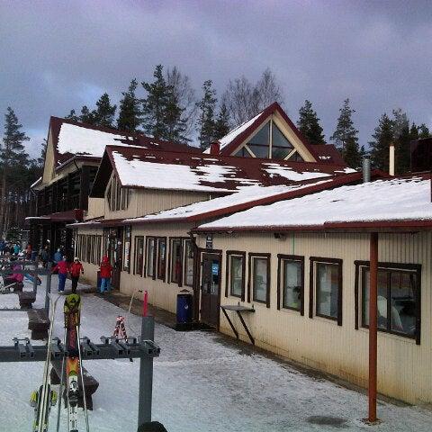2/16/2013 tarihinde Sergei B.ziyaretçi tarafından Охта Парк'de çekilen fotoğraf