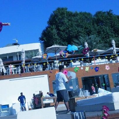 Снимок сделан в Blue Marlin Ibiza пользователем Miguel S. 11/16/2012
