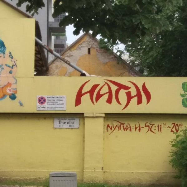 5/9/2018にRobert T.がHathi Indiai Kifőzdeで撮った写真